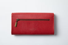 Load image into Gallery viewer, Wallet-L size- Red