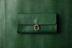Wallet-L size- Green