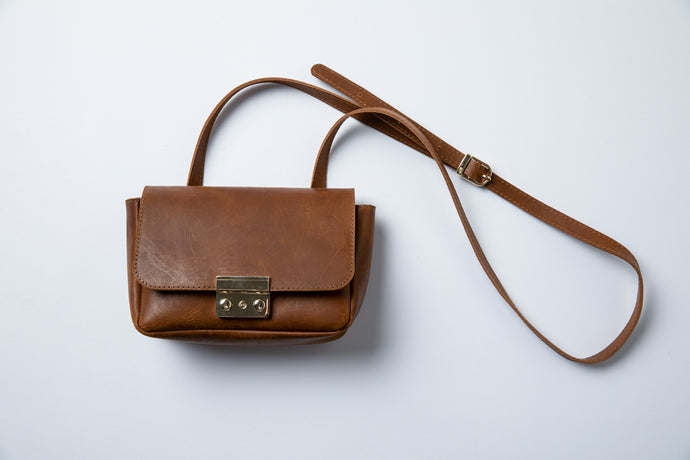 Nancy Bag- brown