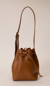 Bucket Bag - Kamel Leather