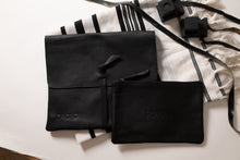 Load image into Gallery viewer, Leather Tallit & Tefillin - Timeless Gift