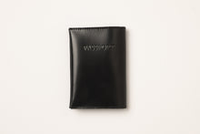 Load image into Gallery viewer, Passport Cover- shiny black