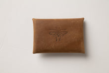 Load image into Gallery viewer, Mini Wallet - Brown Leather