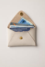 Load image into Gallery viewer, Mini wallet - Stone Leather