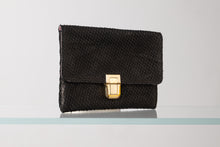 Load image into Gallery viewer, Wallet- S size- black