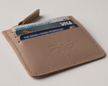 Load image into Gallery viewer, Card Holder - Powder Leather