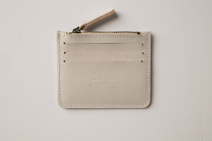 Card Holder - Stone Leather
