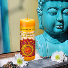 Coventry Creations-Chakra Magic-Confidence Candle