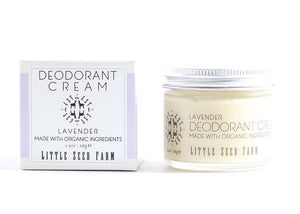 Little Seed Farm - Lavender Deodorant Cream