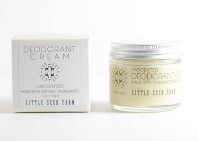 Little Seed Farm - Unscented Deodorant Cream