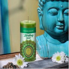 Coventry Creations - Chakra Magic-Healing Candle