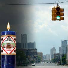 Coventry Creations - Motor City Hoo Doo Road Opener Candle