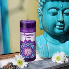 Coventry Creations - Chakra Magic-Answers Candle