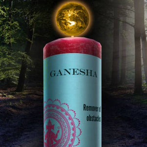 Coventry Creations -  Ganesha Candle
