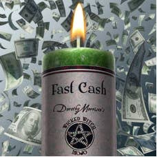 Coventry Creations - Wicked Witch Mojo-Fast Cash Candle