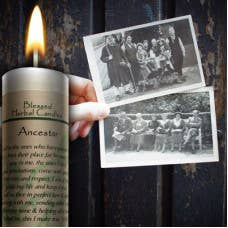 Coventry Creations - Ancestor Candle