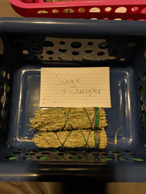 Sage & Juniper Smudge Bundle-Small-Bulk