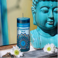 Coventry Creations -Chakra Magic- Empowered Candle