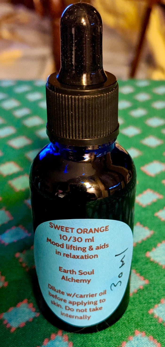 Orange Sweet Essential Oil-30 ml