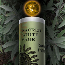 Load image into Gallery viewer, Coventry Creations-World Magic Candle-Sacred White Sage