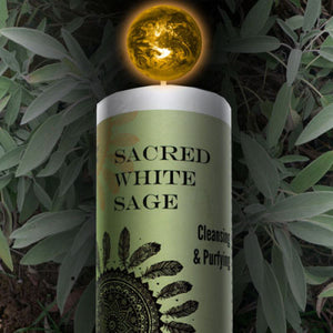 Coventry Creations-World Magic Candle-Sacred White Sage