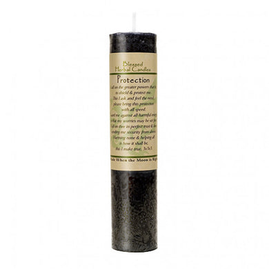 Coventry Creations- -Blessed Herbal-Protection Candle