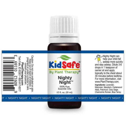 Nighty Night Essential Oil-10 ml