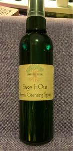 Sage it Out Cleansing Spray
