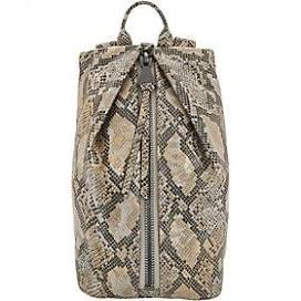 Aimee Kestenburg - Tamitha Backpack Golden Python