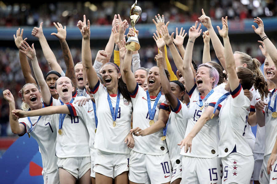 The Champs Are Coming: USWNT Set To Play South Korea at Bank of America Stadium