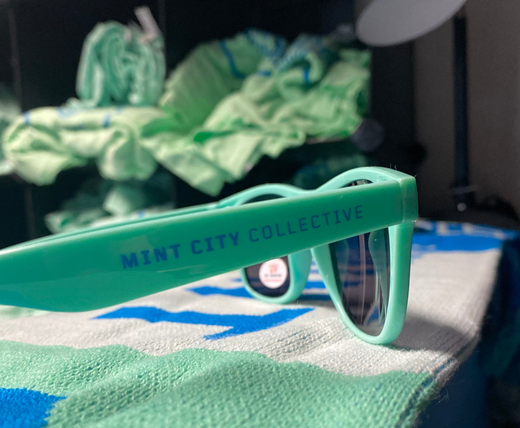 Mint City Collective Sunglasses