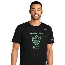 "Load image into Gallery viewer, Property of MCC ""Nike Legend Tee"""