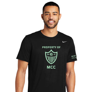 "Property of MCC ""Nike Legend Tee"""