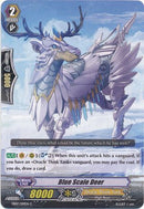 Blue Scale Deer - EB007/019EN - C
