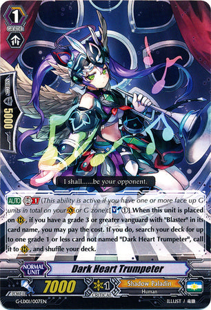 Dark Great Mage, Badhadh Caar - G-LD01/002EN - TD