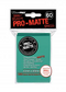 Aqua MATTE 60ct Small Sleeves Ultra-Pro