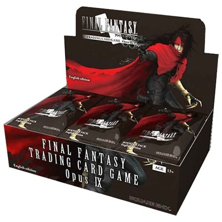 Final Fantasy TCG: OPUS IX Booster Box