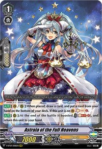 Astraia of the Full Heavens - V-BT07/008EN - RRR