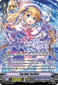 Top Idol, Pacifica (SP) - V-EB11/SP03EN - SP