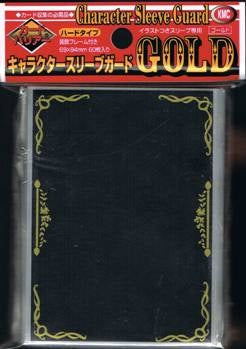 KMC Over Card Sleeve - Gold