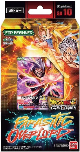 Dragon Ball Super TCG - Parasitic Overlord Trial Deck