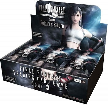 Final Fantasy TCG: OPUS XI Soldier's Return Booster Box