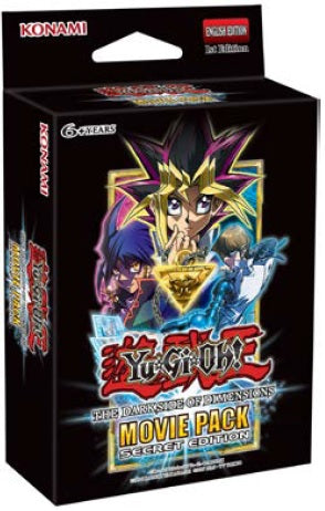 Yu-Gi-Oh! - Darkside of Dimension Movie Pack Secret Edition