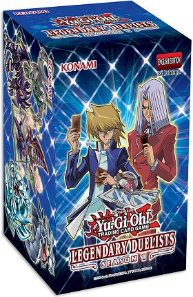 Yu-Gi-Oh! - Legendary Duelists - Season 1 Box