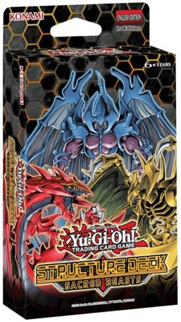 Yu-Gi-Oh! - Sacred Beasts Structure Deck