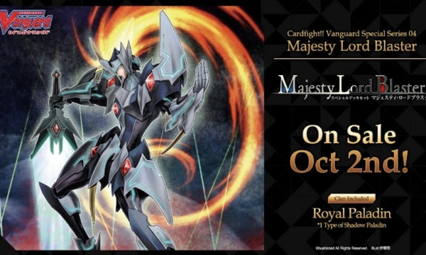Cardfight Vanguard!! - Majesty Lord Blaster Deck Special Series