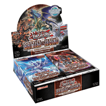 Yu-Gi-Oh! - Battles of Legend: Armageddon Booster Box