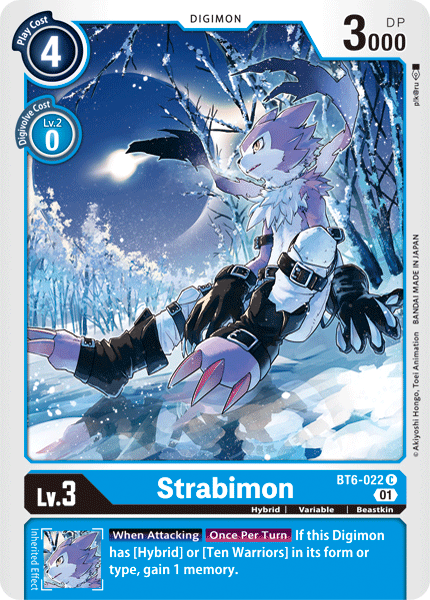 Kikono, the Fledgeling - BT6-022 - UC - Foil