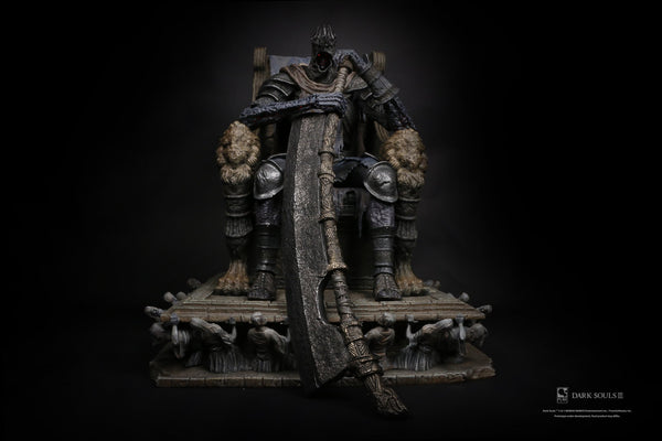 DARK SOULS Yhorm 1/12 Scale High-end Statue