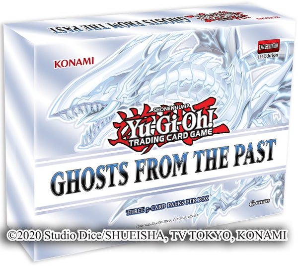 Yu-Gi-Oh! - Ghost From The Past [Releases April 16]